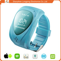 2015 hot selling popular new arrived kids watch phone with SOS button