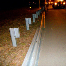 crowd control barrier for Highway Guardrail Price