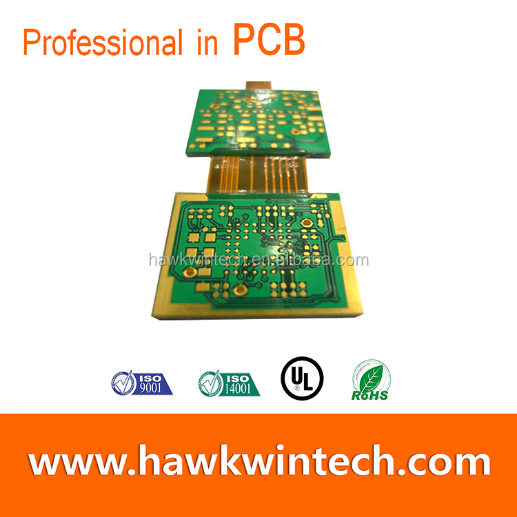 PWB Immersion Gold/Tin/Silver LED panel board BGA Printed Circuit Board