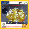 LED Christmas light of green color for decoration with high qualtiy ,decorate on Christmas and Festival Day