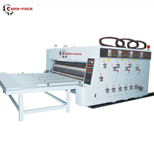 Automatic Chain Feeder Corrugated Carton Flexo Printing Slotting Die Cutting Machine/Printer Machine