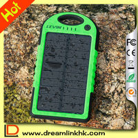 Solstar Solar USB Port Portable Charger 6000mah for iphone/ipad