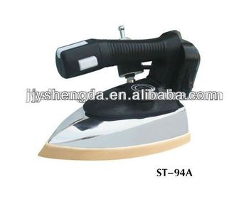 ES-94A Silver Star Golden paint base Gravity Steam Iron