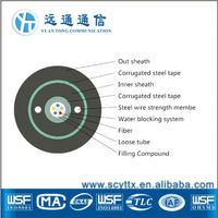High-quality,TLC GYXTW53 opgw fiber optic cable