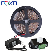 DC 12V Non Waterproof IP20 10mm Width 5050 Ultraviolet Light UV Led Strip with Dimmable Driver