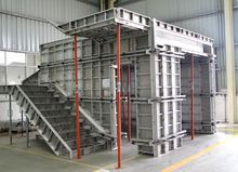 Recyclable Constructional Aluminium Shuttering Formwork For Concrete