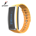E-commerce Popular Customized Color Sport Phone Accessories Smart Fitness Tracker