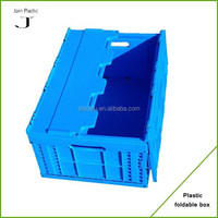 Large plastic heavy duty waterproof boxes container packaging