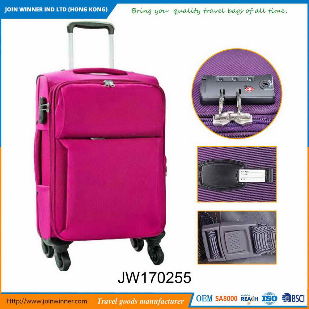 Factory Directly Suitcase Set for Sale With Long-Term Design Support