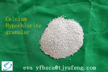 pool shock calcium hypochlorite sterilization of water with bleaching powder