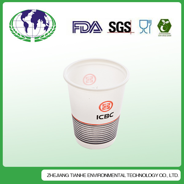 china product pet ice cream cup with dome lid high quality