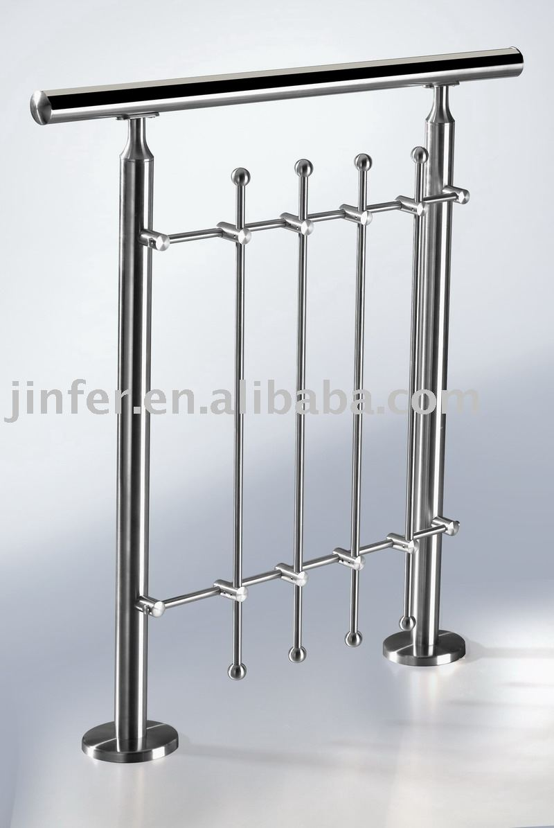 ss garde corps balcon kit garde corps inox acier. Black Bedroom Furniture Sets. Home Design Ideas