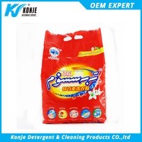 3kg 4pcs/box OEM cleaning products detergents chemical formula