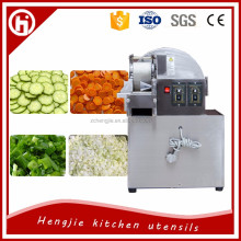 Automatic electric Stainless steel bell pepper potatoes vegetable cutter slicing machine
