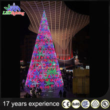 2016 outdoor lighting artificial trees decorating christmas LED tree light, outdoor LED tree light