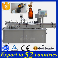 Gold supplier essential oil filling machine,10ml bottle filling machine