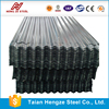 Color Coated Roof Tiles Black Corrugated Roofing Sheet from China