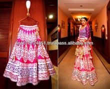 Pakistani Bridal Wear Lehengas 2016-2017