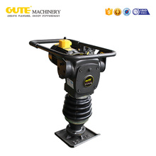 GUTE brand electric tamping rammer vibrating