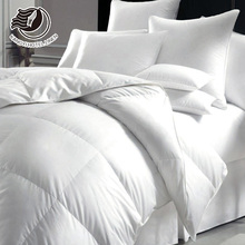 Manufacturer Luxury Customized Down Feather Duvet Winter Quilt