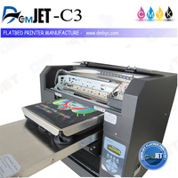 DTG direct to t-shirt printer machine for small business