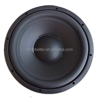 "12"" car active subwoofer"