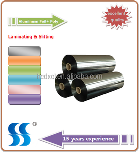 Reflective Metalized Polyester film 48ga 12mm-160mm Width