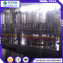 Professional crude small capacity corn low price power coconut oil filling machine