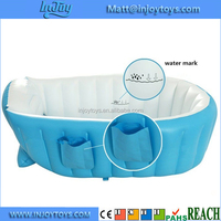 Large Capacity Baby Inflatable Bath Tub