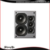 New fashionable dj bass dj ibastek speaker, av surround speaker 1 inch tweeter 4 inch mid bass LCR222V2 dj speaker