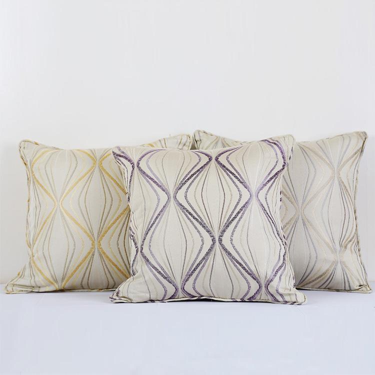 JYH Wholesale European Style Luxury Sofa Decorative Throw Pillows Cushion Cover