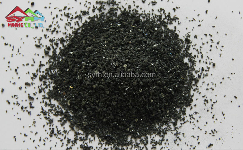 Black silicon carbide 90%
