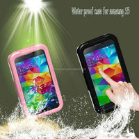 Hot Sell Waterproof case for Galaxy s4,for Samsung waterproof case,for waterproof Phone case