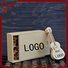 promotional gift cheap usb flash drive in guitar shape