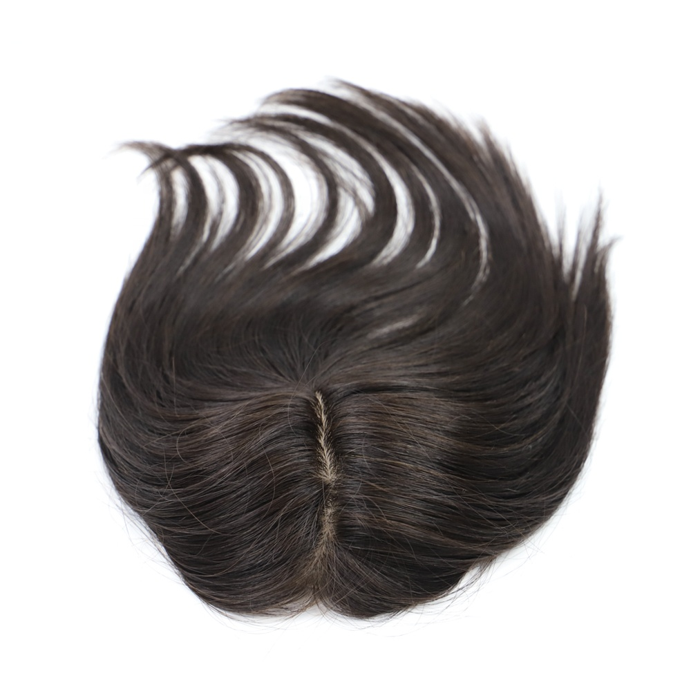 High Quality Wholesale Indian Remy Human Hair Toupee
