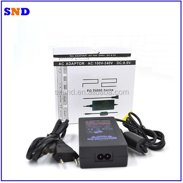 8.5v for PlayStation 2 US Plug AC power adaptor