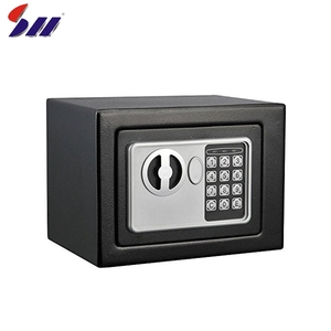High quality customized security metal electronic safe box for hotel