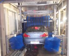 CC690 Automated tunnel car care equipments, Car wash business owner