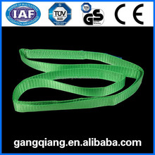 2T Endless Webbing Sling / Flat sling CE approved with competitive price made in China