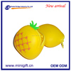 Funny fruit Shaped Mini Silicone Rubber Coin Bag Purse