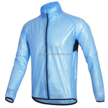 Hot sale super men rain coat with waterproof and visible