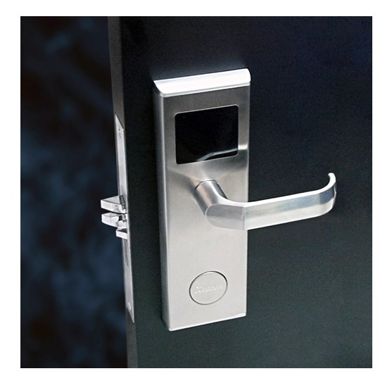 Good price hotel management system key card reader door lock for sale DH8011-Y