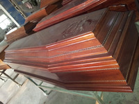 China casket manufacturer wooden coffins and casket