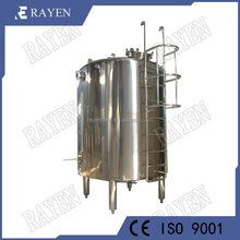 SUS316L stainless steel insulated pressure water storage tank