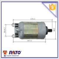 RATO starter motor for LY125,ZY125 motorcycle