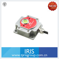 LCA341A Description Relay Tilt Switch with RS232 Set Alarm Angle and Zero Set Function