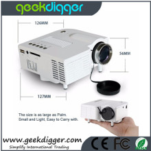 Brand New UC28+ 1080P Mini Digital Video Game Home theater Projector