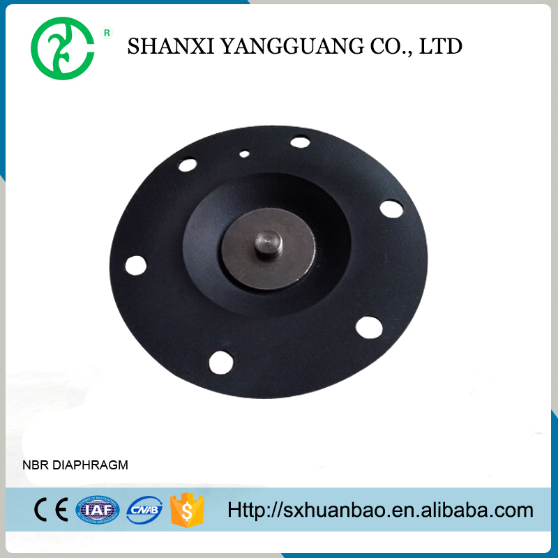 220v ac Electro-magnetic Pulse Valves Rubber Diaphragm For Bag Filter