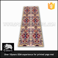 6mm custom color screen print 6p Eco factory price yoga mat