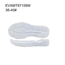 Hot sale OEM Factory comfortable breathable EVA shoe sole for shoes making